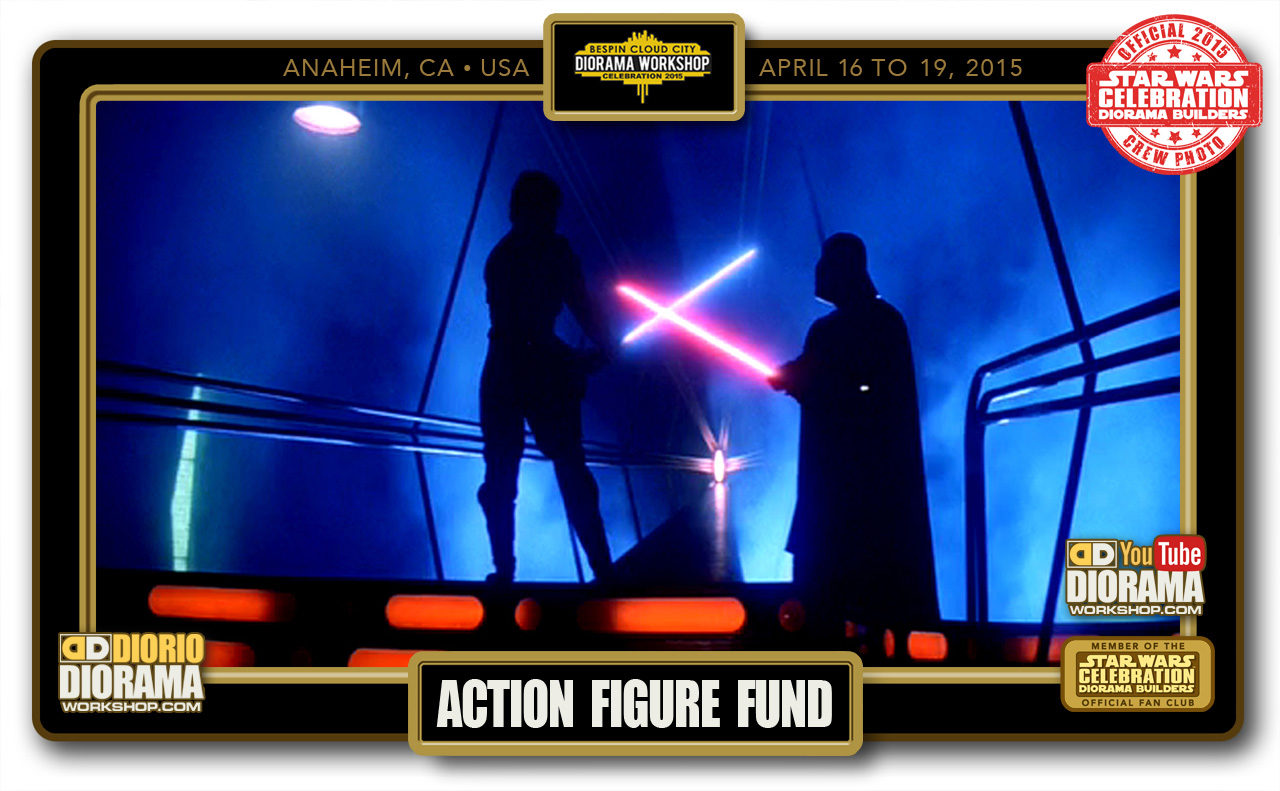 CONVENTIONS • C7 PRE PRODUCTION • ACTION FIGURE FUND