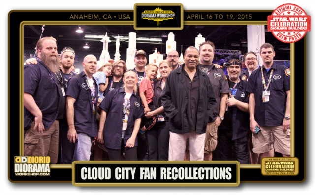 CONVENTIONS • C7 POST PRODUCTION • BESPIN FAN RECOLLECTIONS