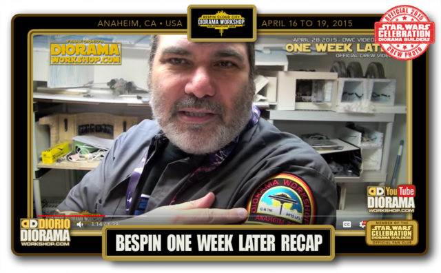 CONVENTIONS • C7 POST PRODUCTION • BESPIN RECAP FRANK VLOG