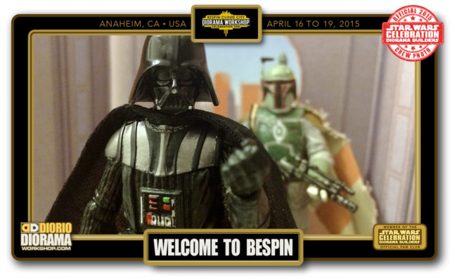 CONVENTIONS • C7 PRE PRODUCTION • WELCOME TO BESPIN
