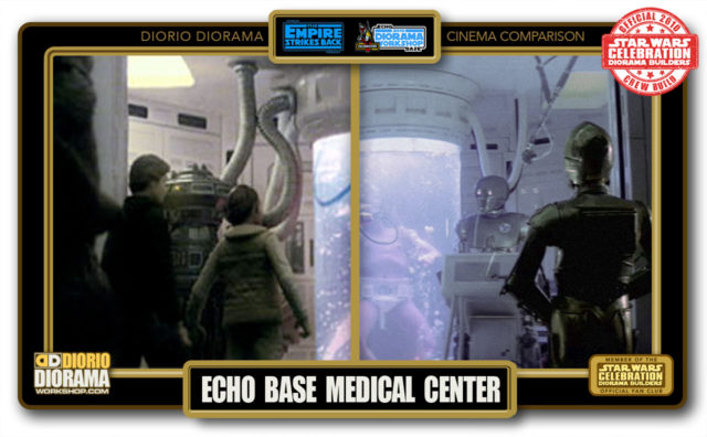 DIORIO DIORAMA • CINEMA COMPARISON • ECHO BASE MEDICAL CENTER