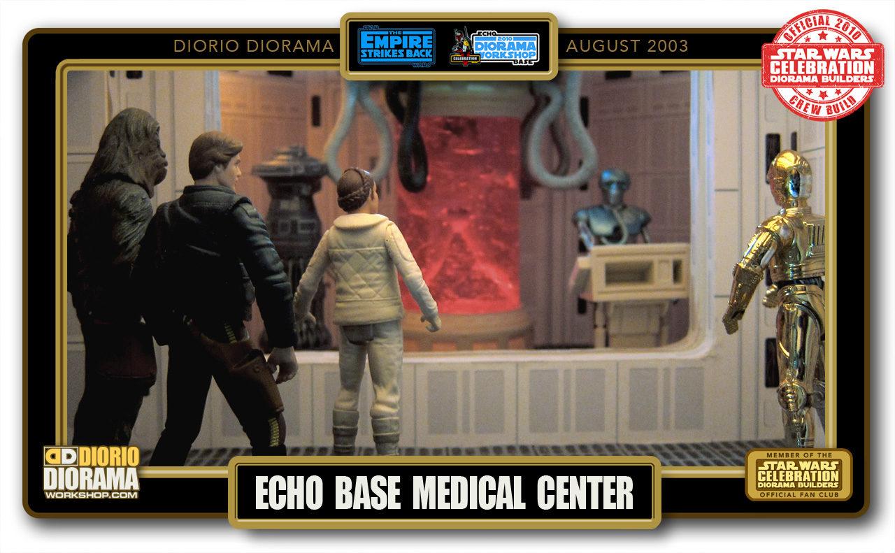 DIORIO DIORAMAS • HD FULLSCREEN • ECHO BASE MEDICAL CENTER