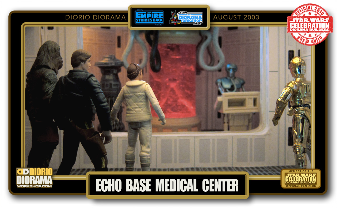 DIORIO DIORAMAS • HD FULLSCREEN • ECHO BASE MEDICAL CENTER