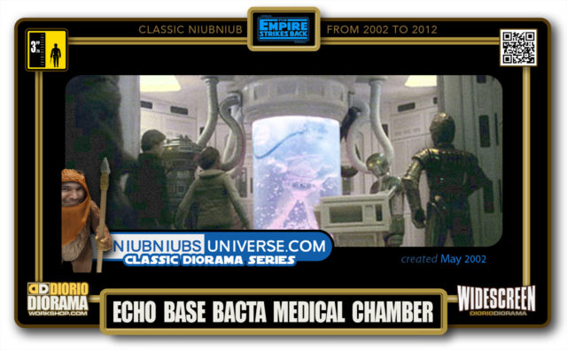 DIORIO DIORAMA • CLASSIC NIUBNIUB • ECHO BASE MEDICAL CENTER