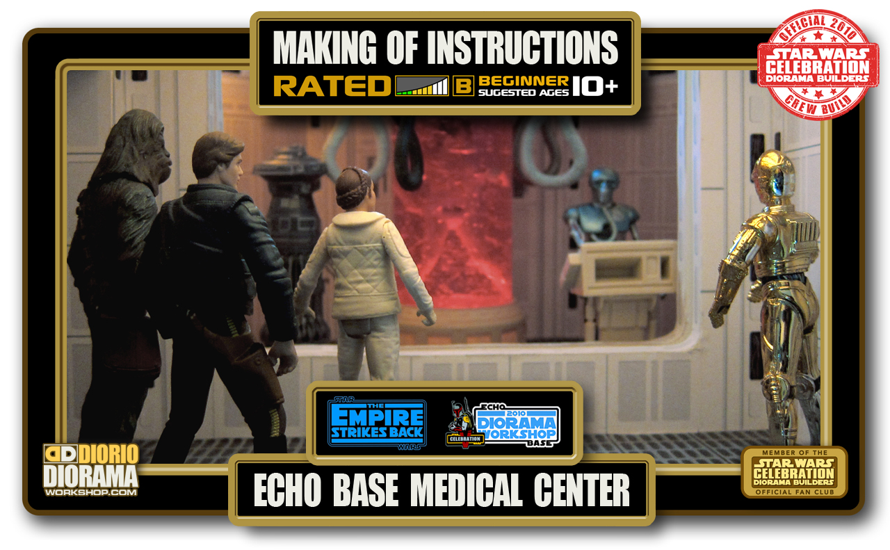 TUTORIALS • MAKING OF • ECHO BASE MEDICAL CENTER