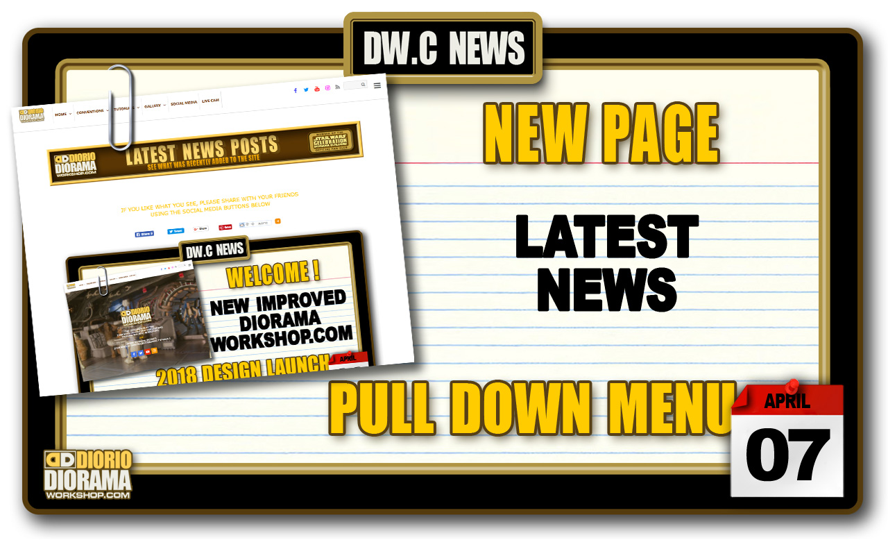 NEW PAGE : LATEST NEWS
