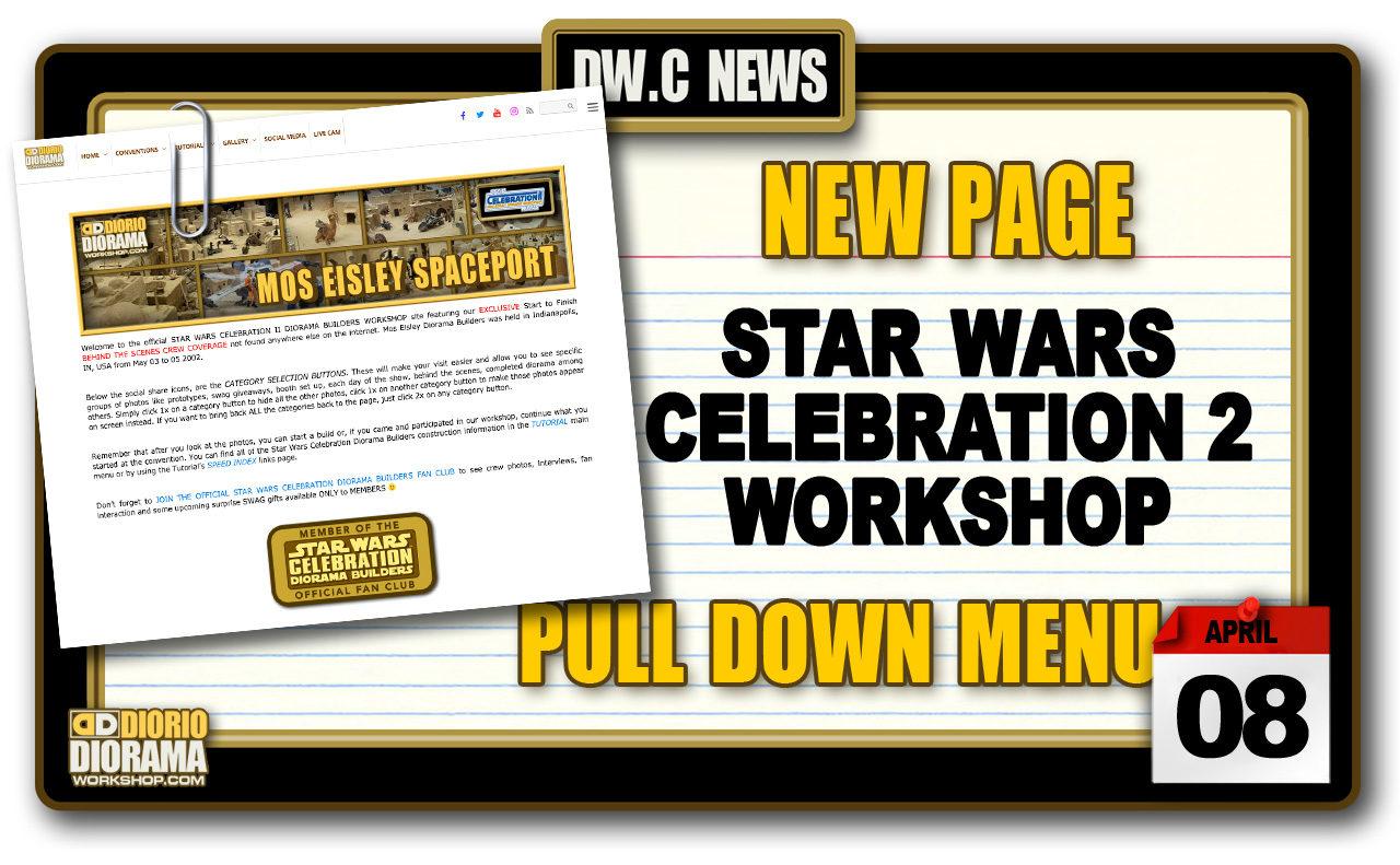 NEW PAGE : STAR WARS CELEBRATION 2