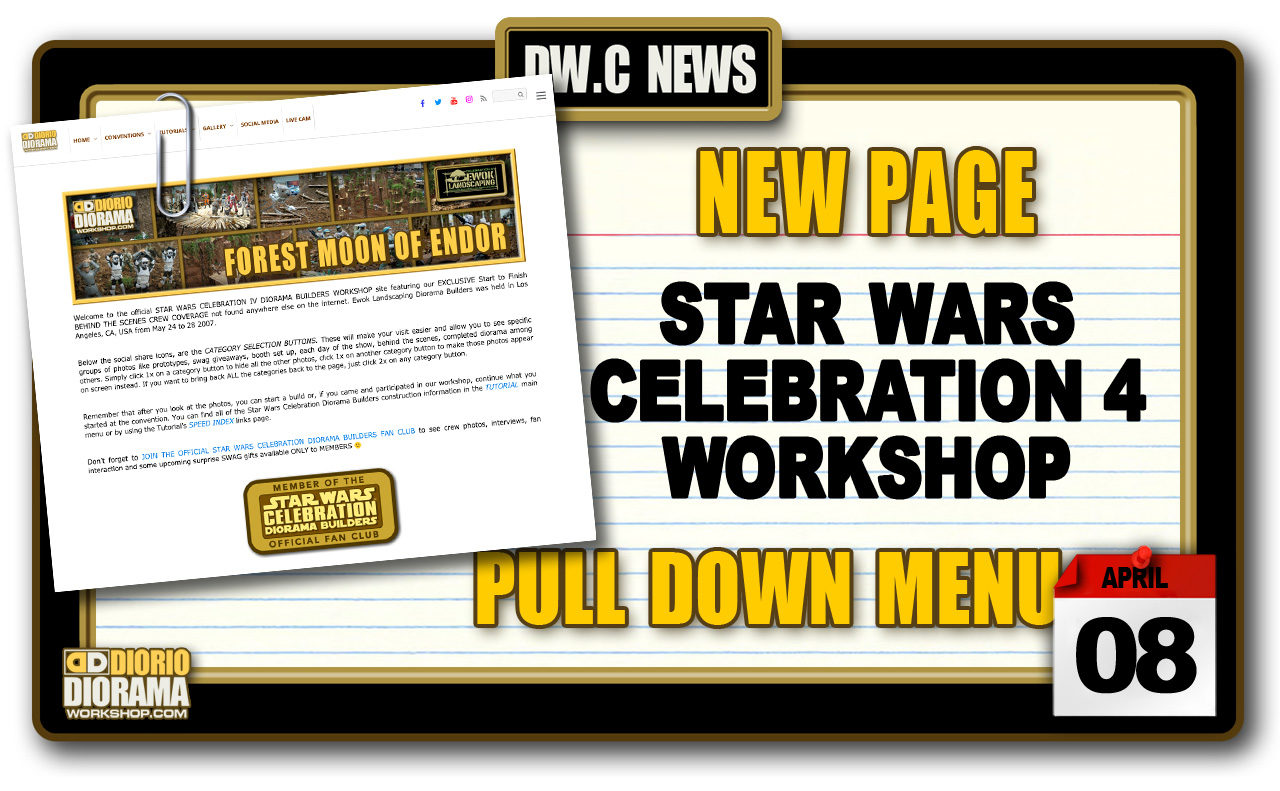NEW PAGE : STAR WARS CELEBRATION 4