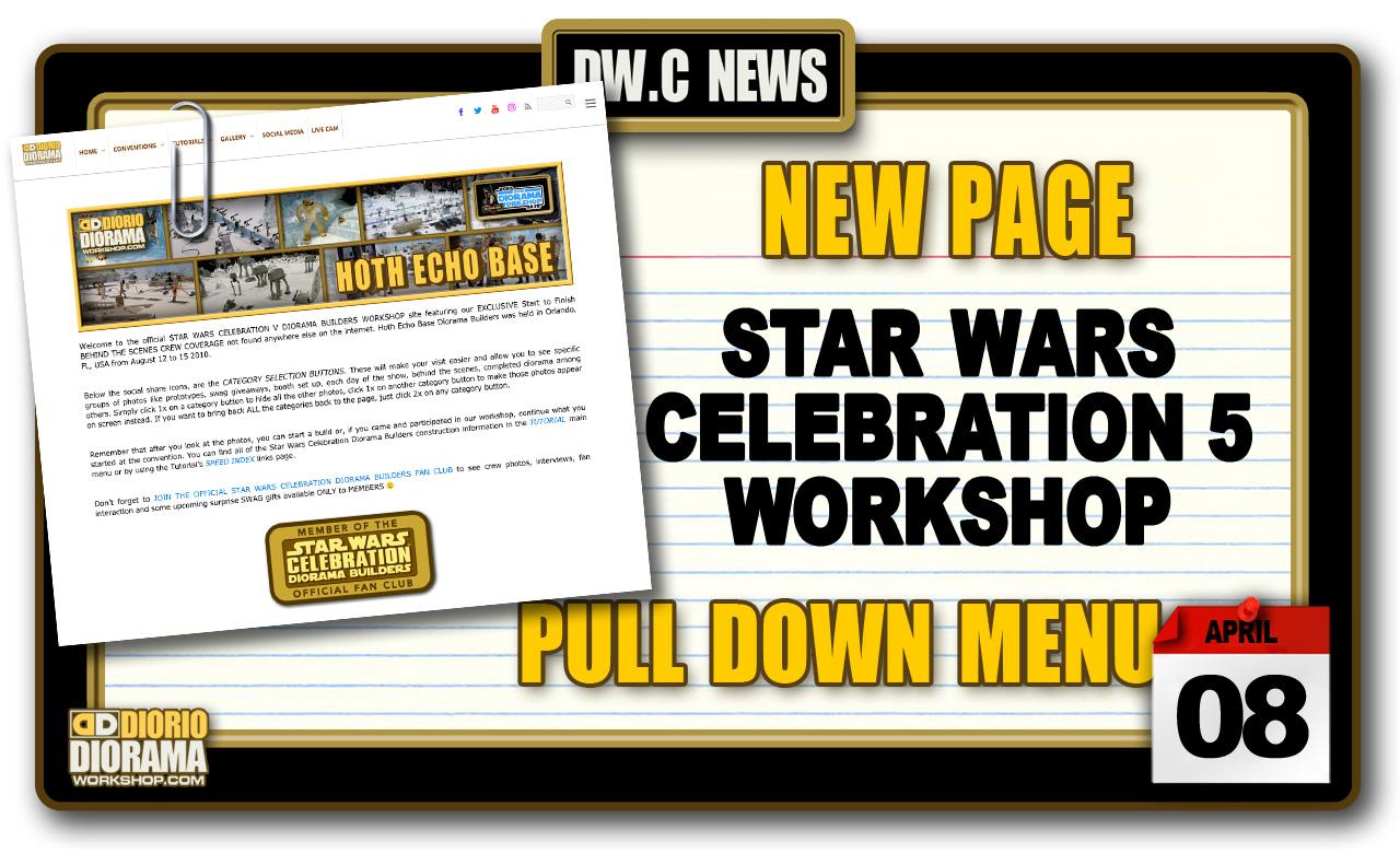 NEW PAGE : STAR WARS CELEBRATION 5