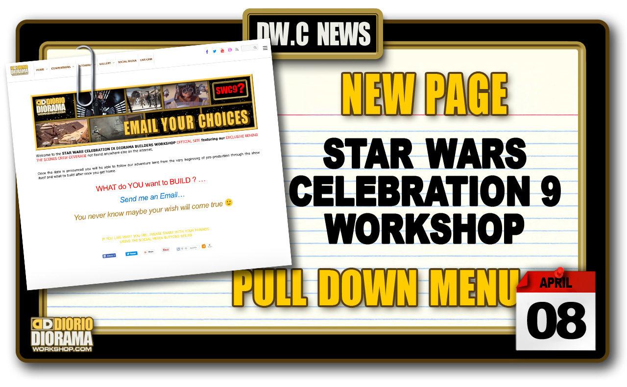 NEW PAGE : STAR WARS CELEBRATION 9