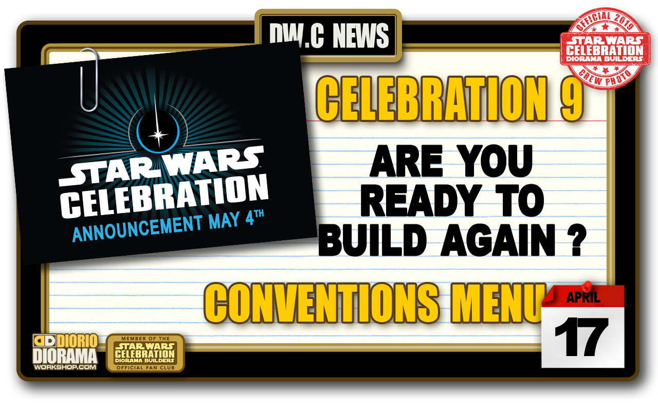 SPECIAL REPORT : CELEBRATION 9 TEASE