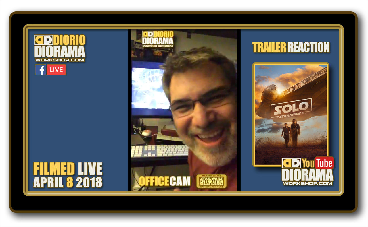 OFFICE CAM • TRAILER REACTION • SOLO