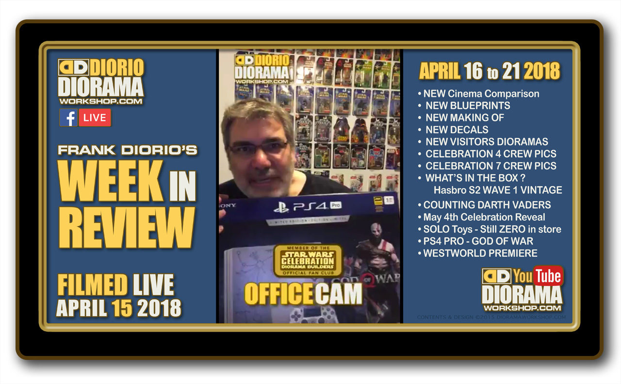 OFFICE CAM • WEEK IN REVIEW • EPISODE 002