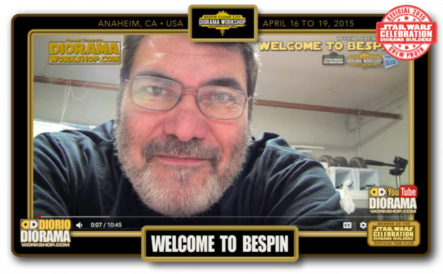 CONVENTIONS • C7 PRE PRODUCTION • WELCOME TO BESPIN FRANK VLOG