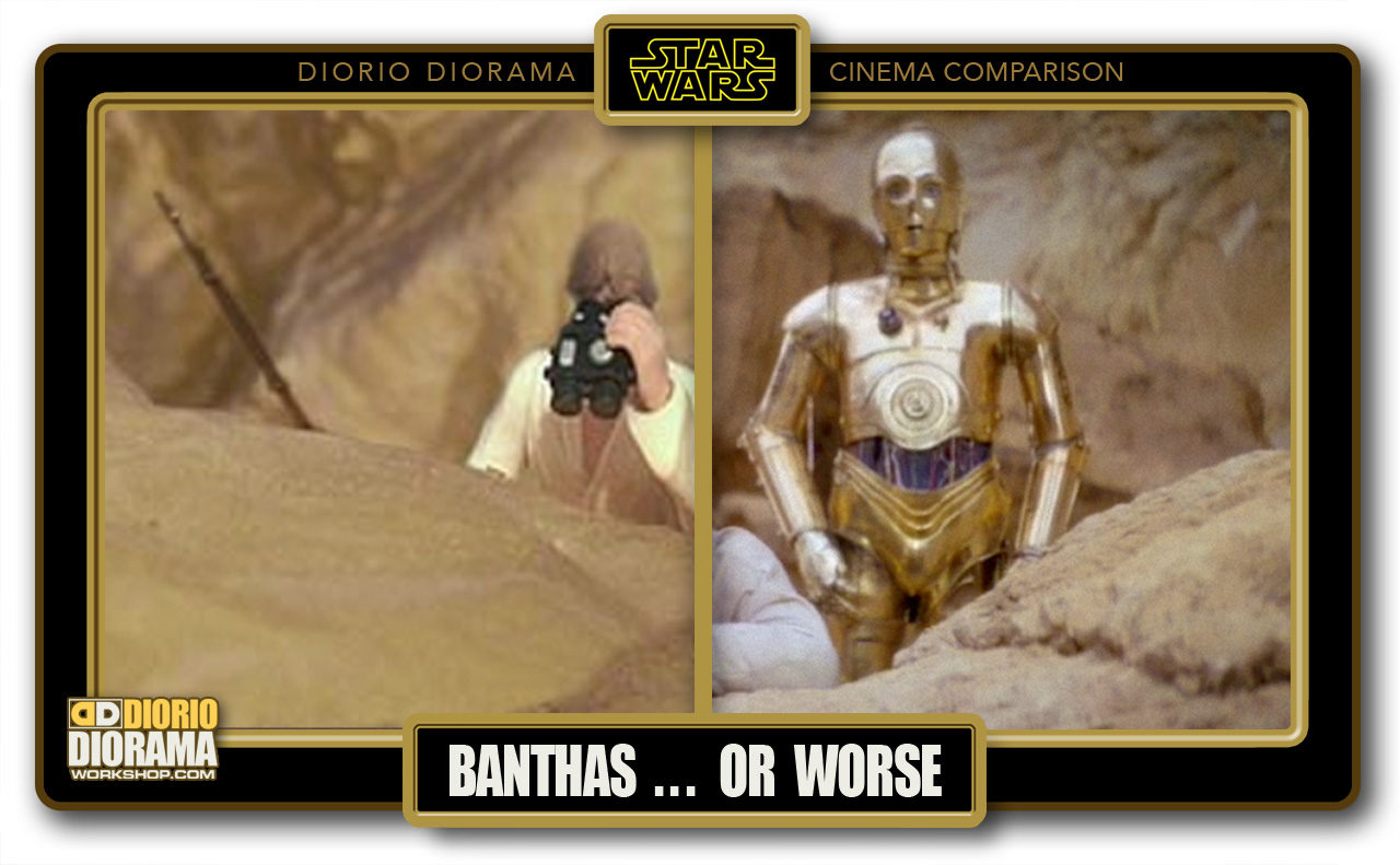 DIORIO DIORAMA • CINEMA COMPARISON • BANTHAS … OR WORSE