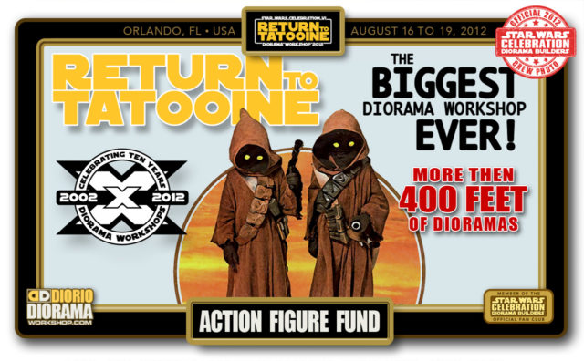 CONVENTIONS • C6 PRE PRODUCTION • ACTION FIGURE FUND