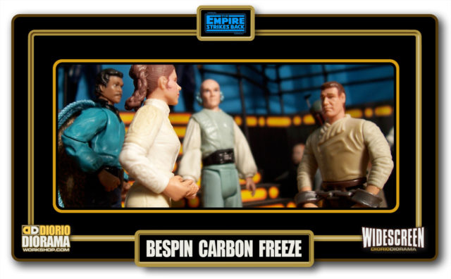 DIORIO DIORAMAS • HD WIDESCREEN • BESPIN CARBON FREEZE
