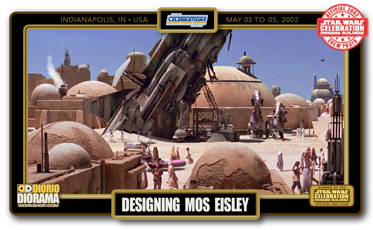 CONVENTIONS • C2 PRE PRODUCTION • DESIGNING MOS EISLEY