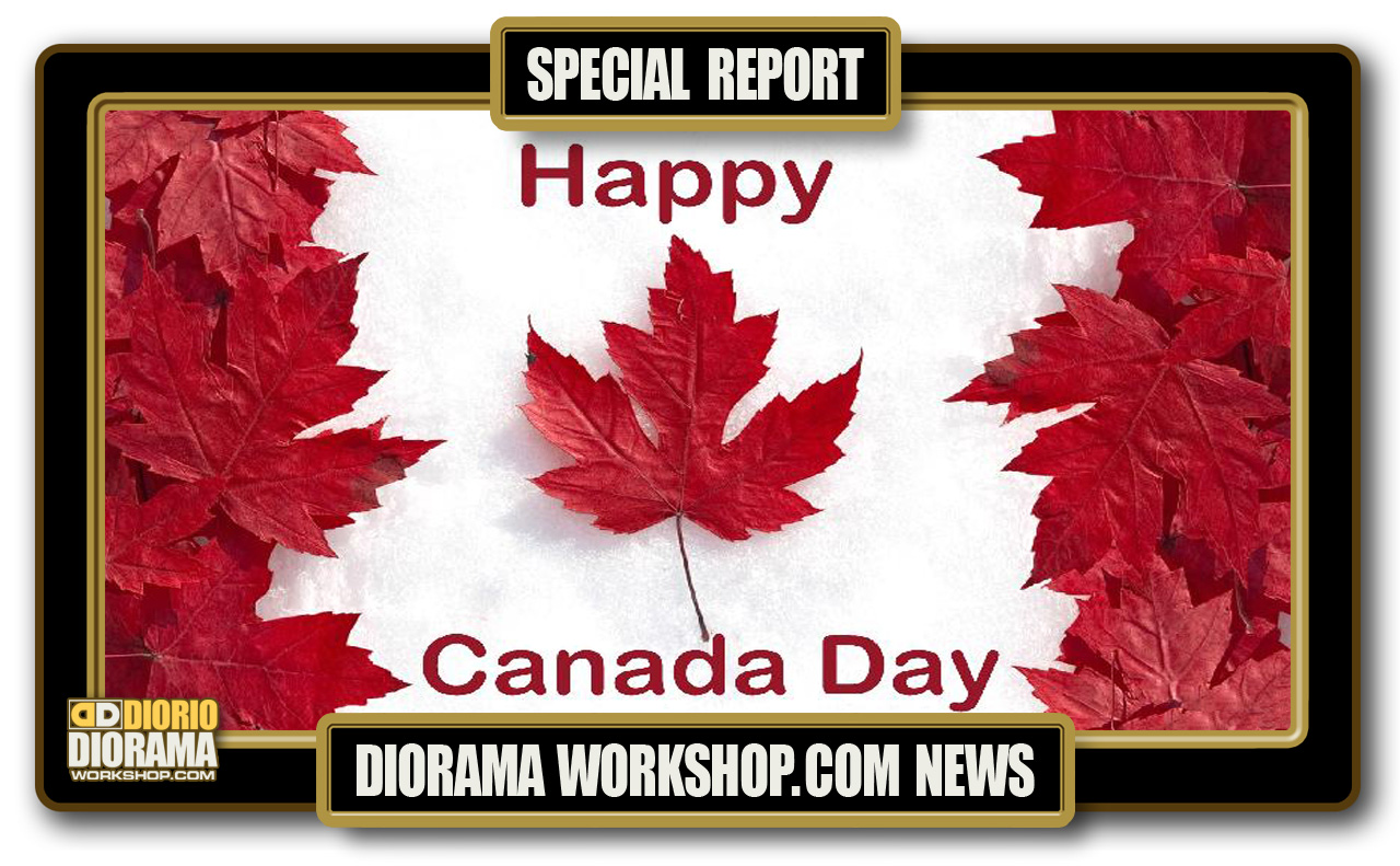 SPECIAL REPORT : HAPPY CANADA DAY 2018