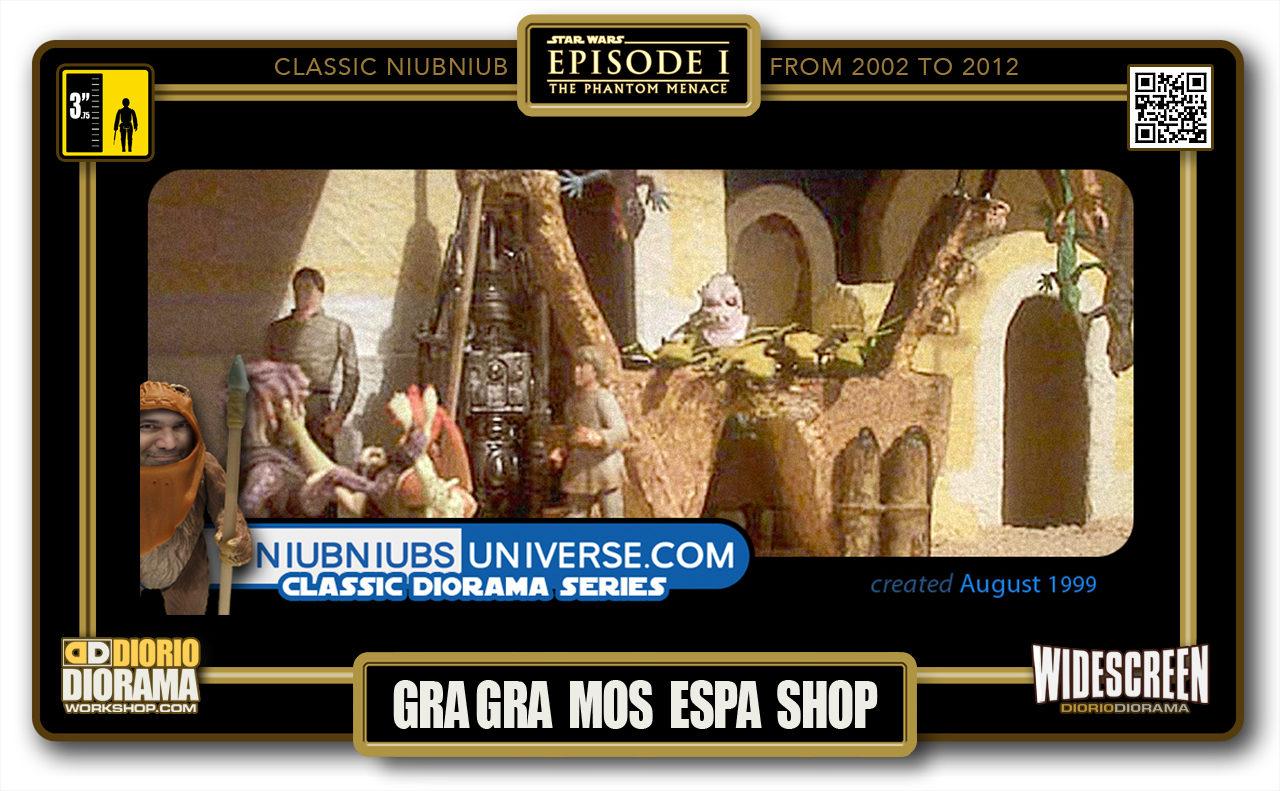 DIORIO DIORAMA • CLASSIC NIUBNIUB • GRAGRA SHOP