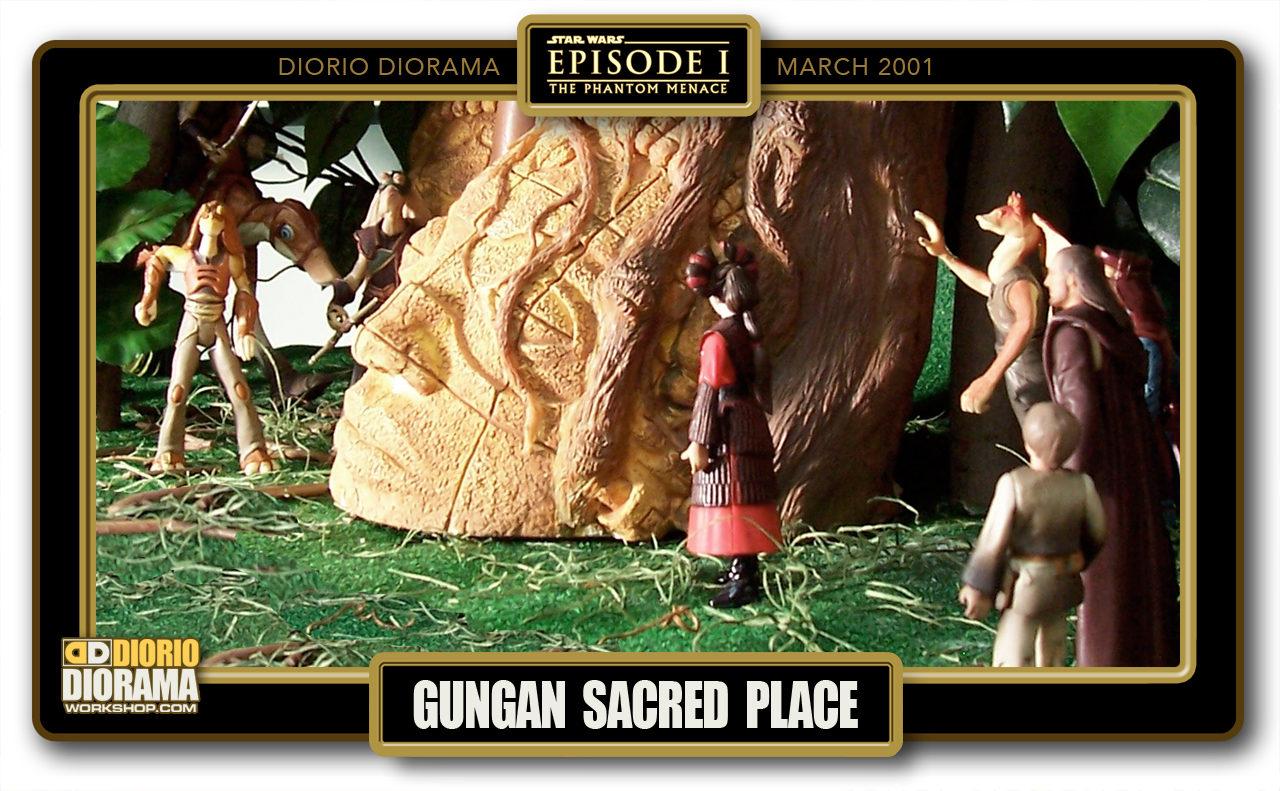DIORIO DIORAMAS • HD FULLSCREEN • GUNGAN SACRED PLACE