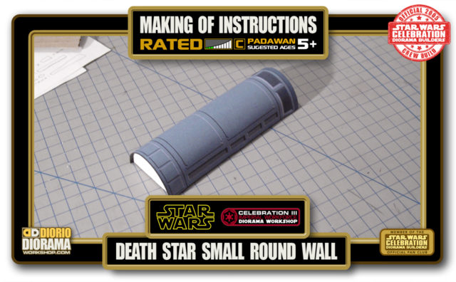 TUTORIALS • MAKING OF • SMALL ROUND WALL