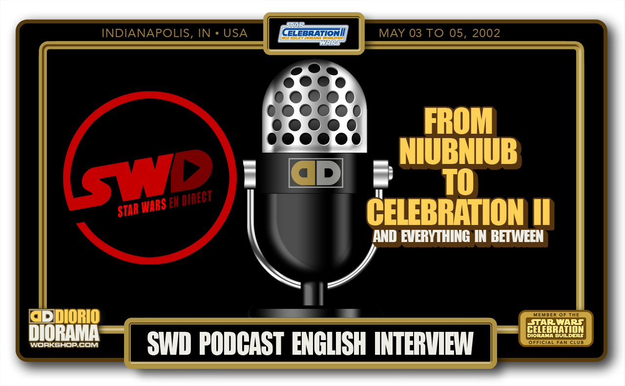 CONVENTIONS • C2 AUDIO • STAR WARS EN DIRECT ENGLISH INTERVIEW