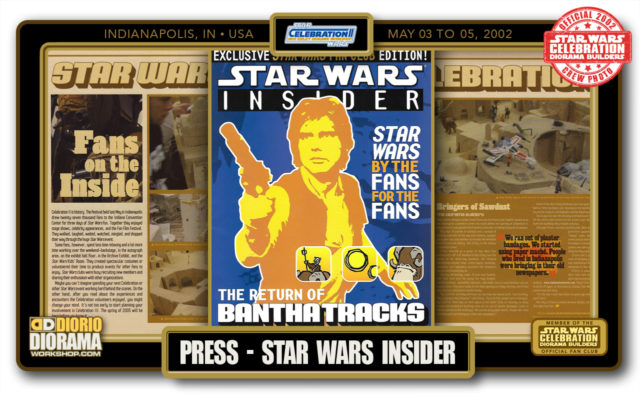 CONVENTIONS • C2 POST PRODUCTION • STAR WARS INSIDER