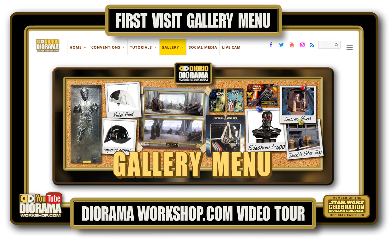 HOME • SPECIAL REPORT • FIRST VISIT GALLERY MENU VIDEO TOUR
