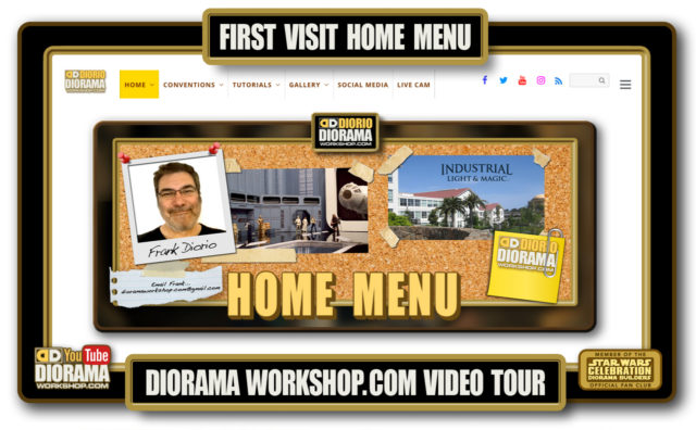 HOME • SPECIAL REPORT • FIRST VISIT HOME MENU VIDEO TOUR