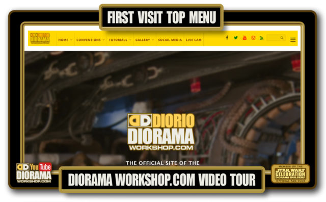 HOME • SPECIAL REPORT • FIRST VISIT TOP MENU VIDEO TOUR