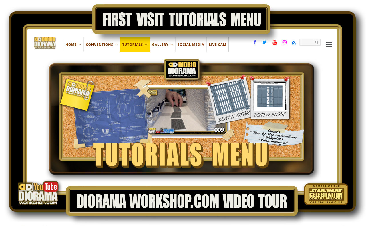 HOME • SPECIAL REPORT • FIRST VISIT TUTORIALS MENU VIDEO TOUR