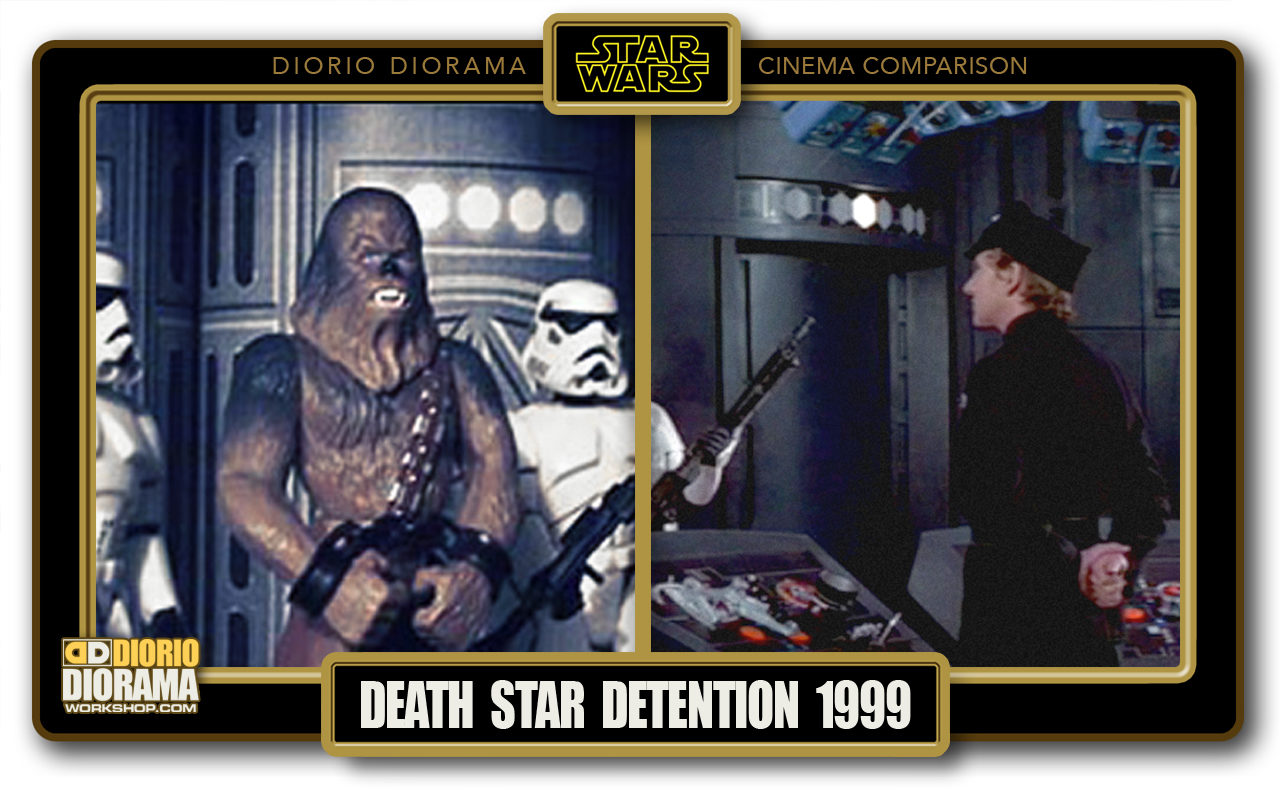 DIORIO DIORAMA • CINEMA COMPARISON • DEATH STAR DETENTION 1999