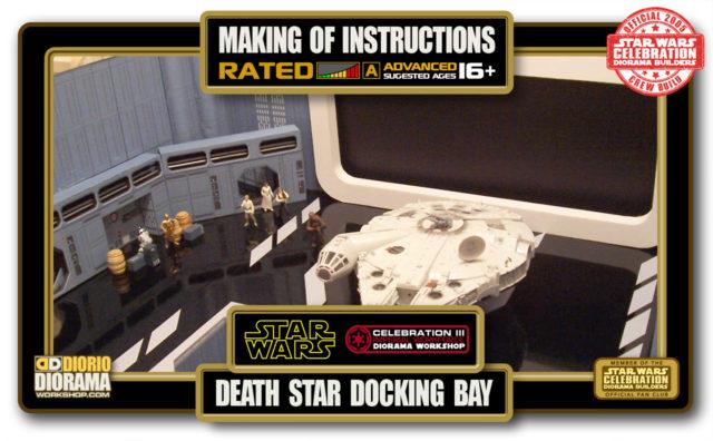 TUTORIALS • MAKING OF • DEATH STAR DOCKING BAY