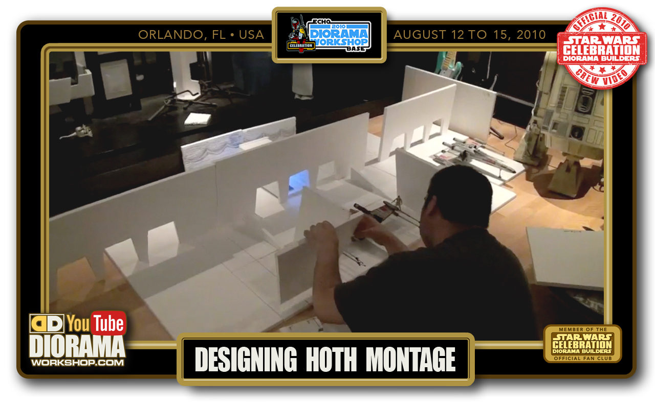 CONVENTIONS • C5 VIDEO • DESIGNING HOTH MONTAGE