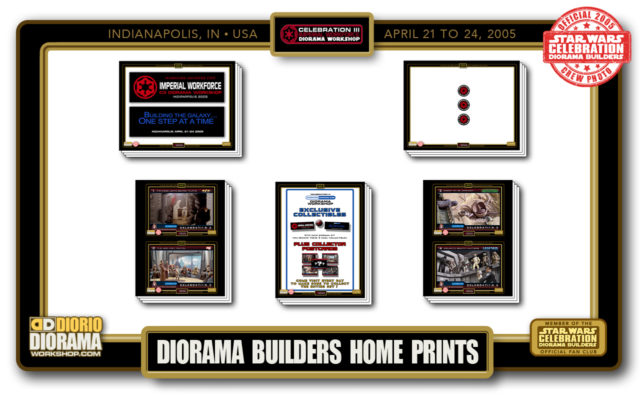 CONVENTIONS • C3 PRODUCTION • HOME PRINTS
