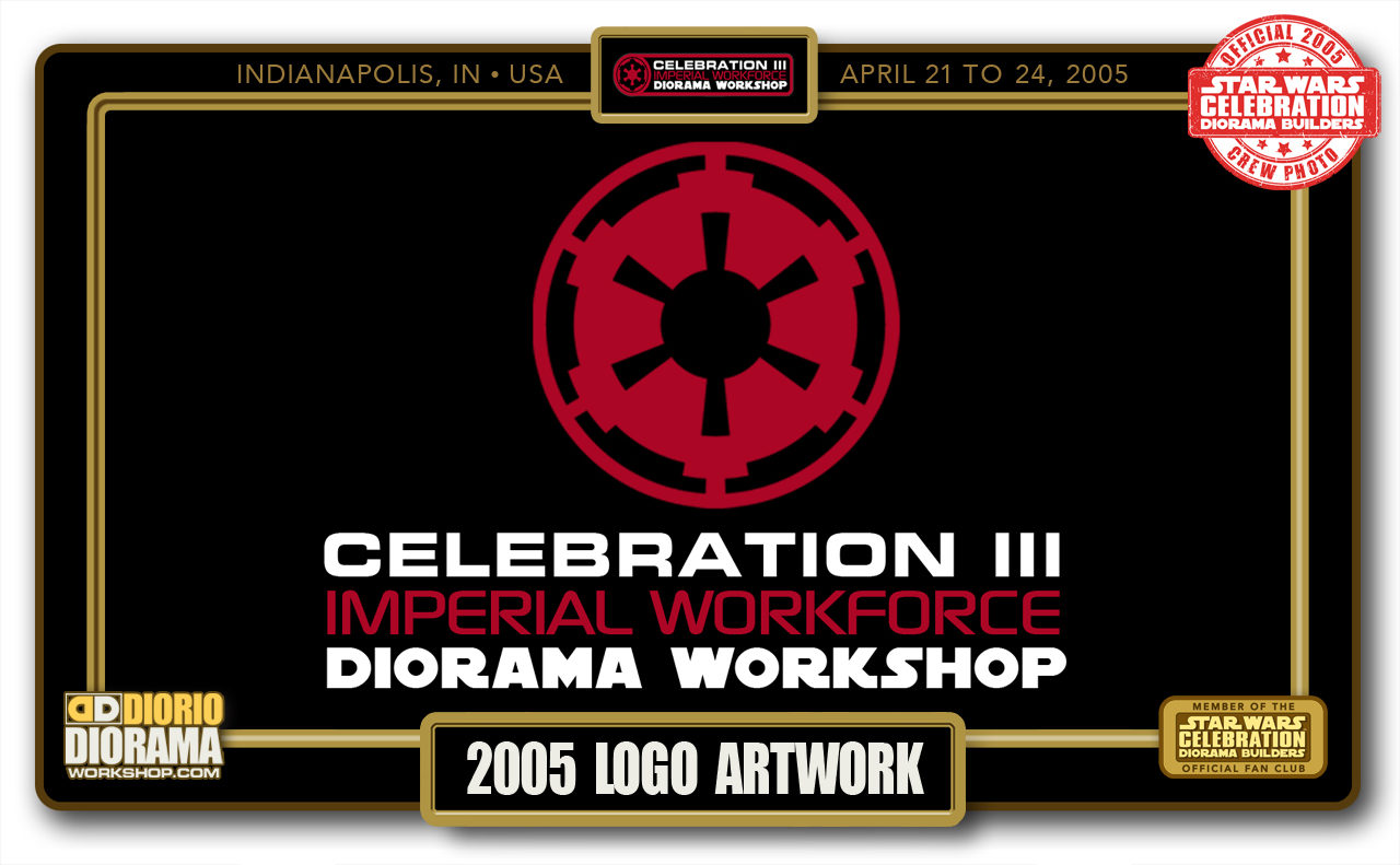 CONVENTIONS • C3 PRE PRODUCTION • LOGO ARTWORK