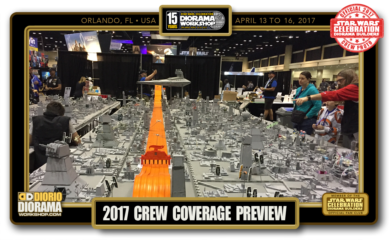 CONVENTIONS • C8 PRODUCTION • DEATH STAR PREVIEW
