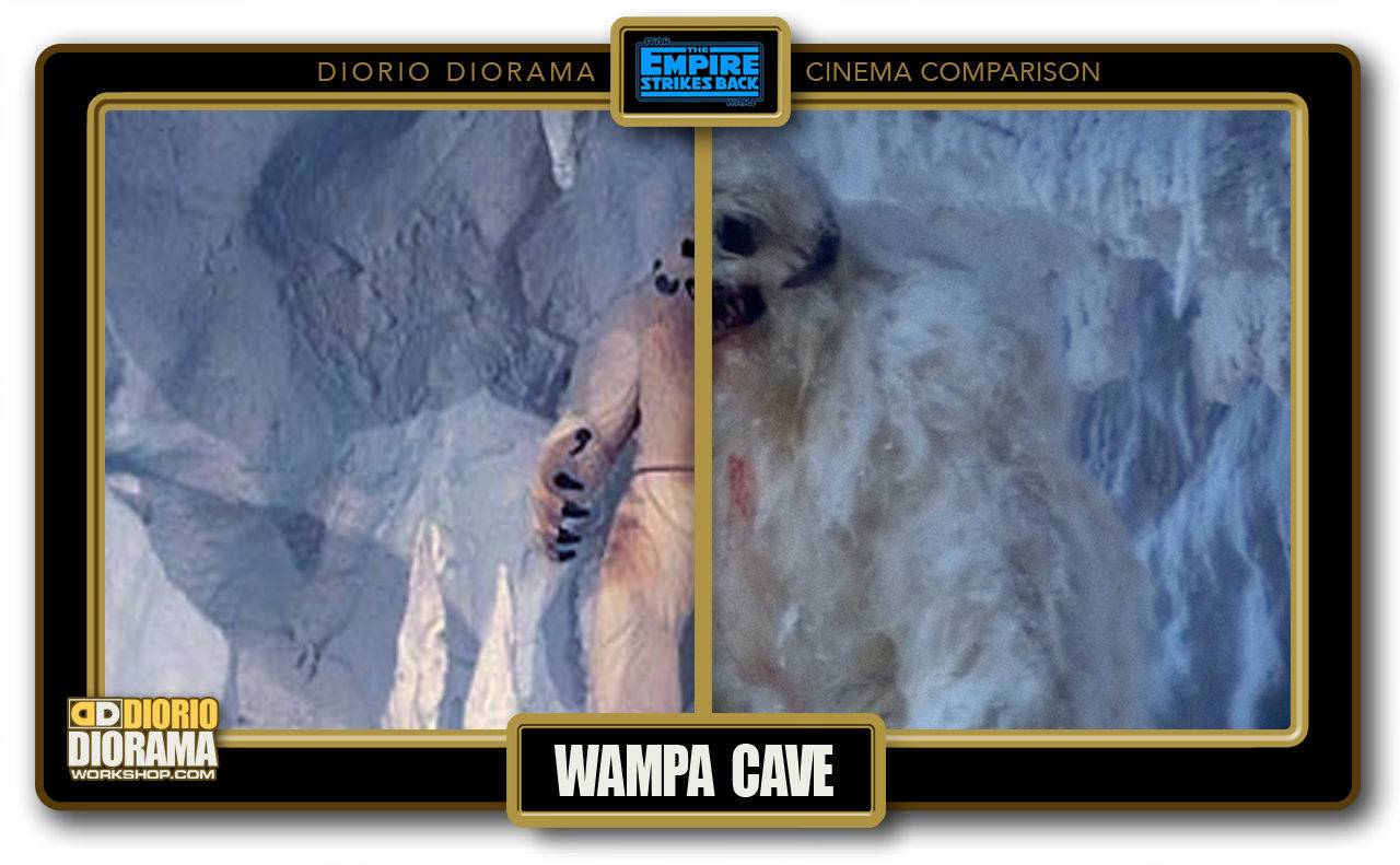 DIORIO DIORAMA • CINEMA COMPARISON • WAMPA CAVE