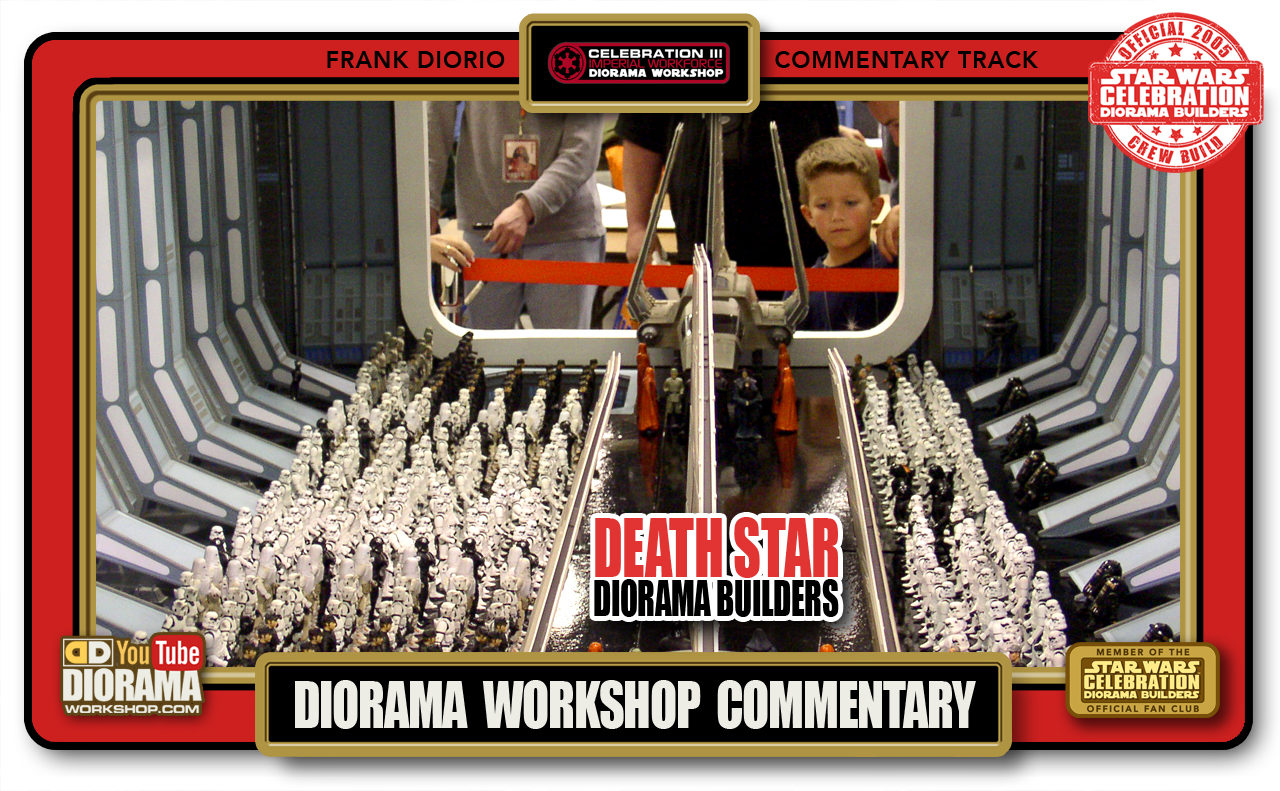 CONVENTIONS • C3 VIDEO • DIORAMA WORKSHOP COMMENTARY