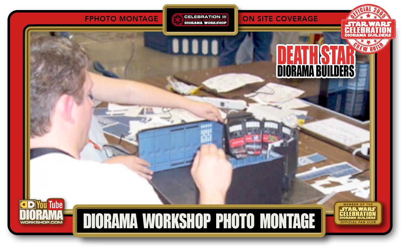 CONVENTIONS • C3 VIDEO • DIORAMA WORKSHOP PHOTO MONTAGE