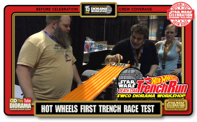 CONVENTIONS • C8 PRE PRODUCTION • HOT WHEELS FIRST RACE TEST