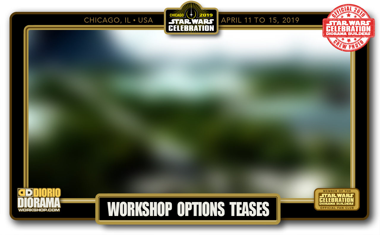 CONVENTIONS • C9 PRE PRODUCTION • WORKSHOP TEASES
