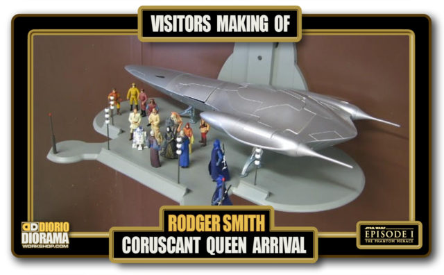 VISITORS MAKING OF • SMITH • QUEEN ARRIVAL