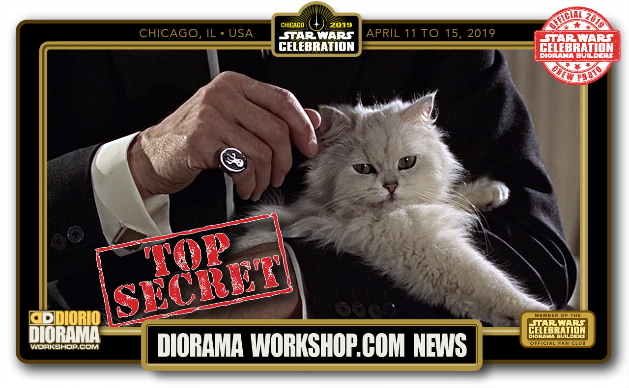 DWC NEWS • STAR WARS CELEBRATION CHICAGO • NEW PARTNER : FIRST SECRET MEETING
