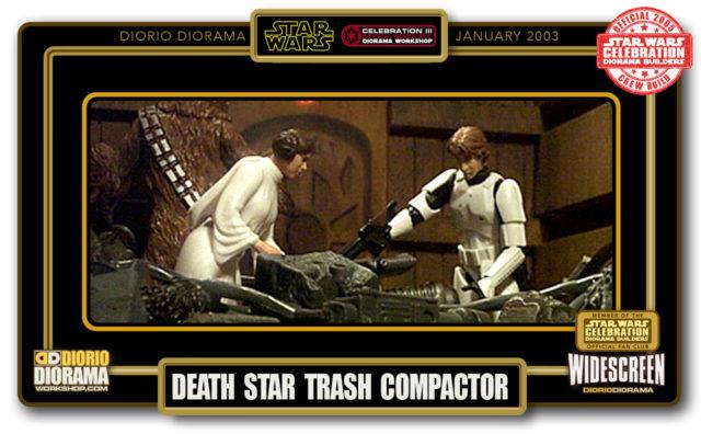 DIORIO DIORAMAS • HD WIDECREEN • DEATH STAR TRASH COMPACTOR