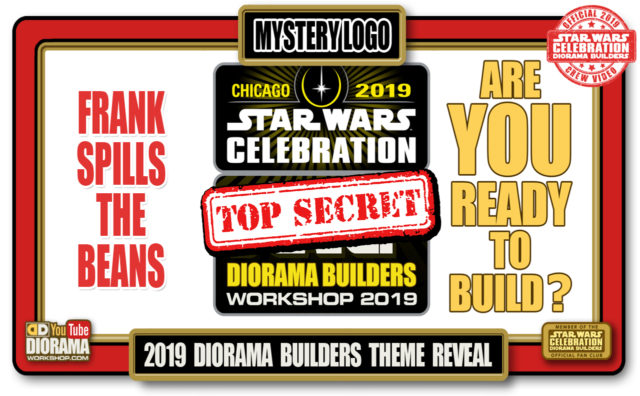 CONVENTIONS • C9 VIDEO • DIORAMA WORKSHOP THEME REVEAL