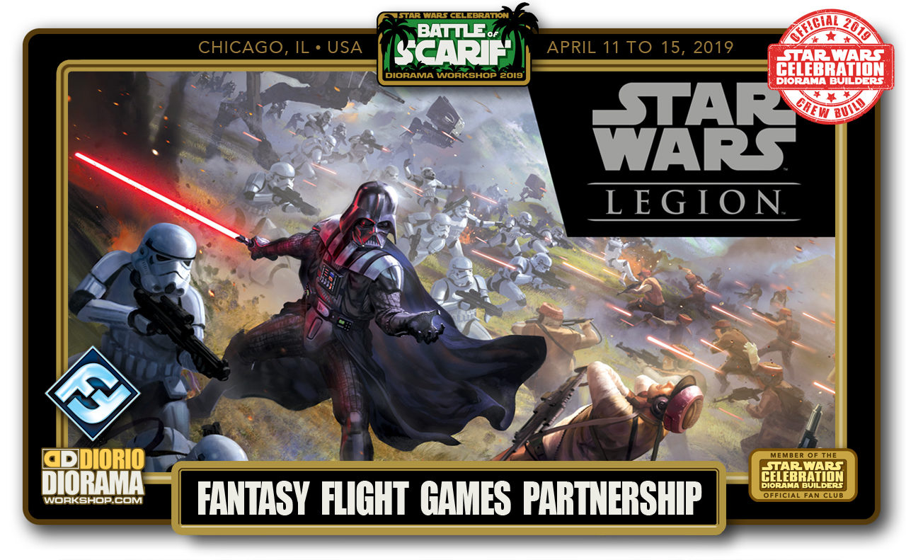 CONVENTIONS • C9 PRE PRODUCTION • FANTASY FLIGHT GAMES JOINS FORCES