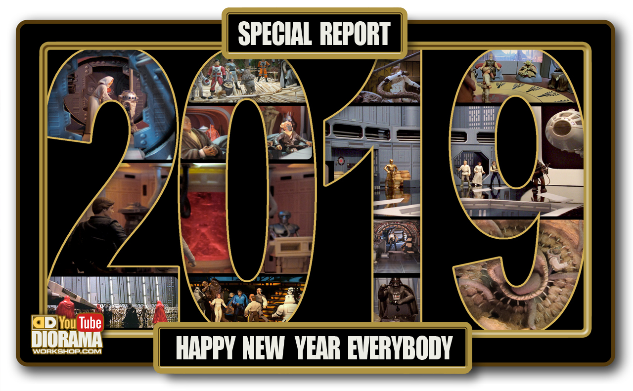 SPECIAL REPORT : HAPPY NEW YEAR 2019