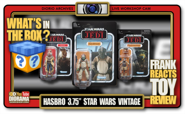GALLERY • DIORIO COLLECTIBLES • HASBRO 3.75″ STAR WARS VINTAGE